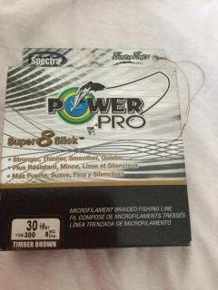 Power pro 8 slick