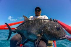 Popping Jigging Berau Kalimantan 2018 April 27- May 4