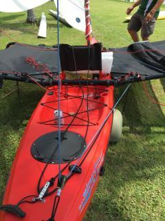 Hobie Adventure Island (AI) kayak