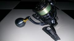 Shimano Twinpower XD c3000hg with yumeya knob