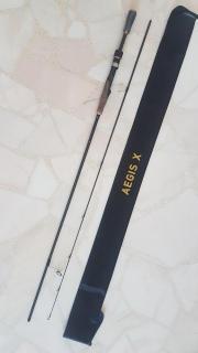 Daiwa Aegis AGX 662MLS