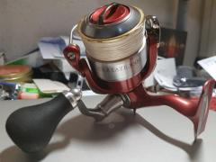 WTS> Daiwa Limited Red Certate Custom 3000