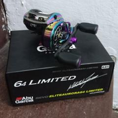 Abu revo elite aurora 64 limited reel