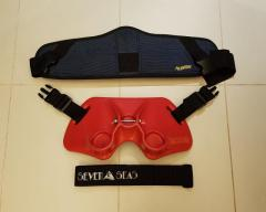 Seven Seas Gimbal belt with Back support