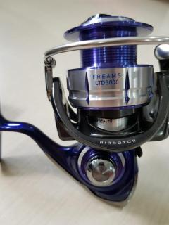 Daiwa FREAMS LTD 3000 Magseal