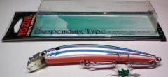 Fishing Lure YO-ZURI Crystal Minnow - Perfect for Kuching Trip!