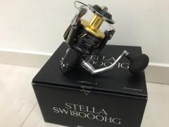 Sold Shimano Stella SW18000HG