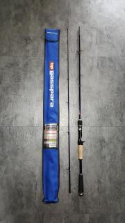 Major Craft Basspara BC rod BPC-662MH