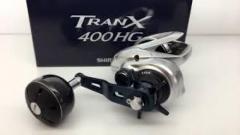 shimano tran x 400hg right hand