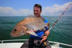 Fish Darwin - COBOURG FISHING SAFARIS