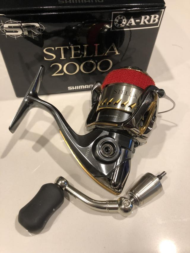 Shimano Stella 2000 Reel (Price revised) - FishingKaki com