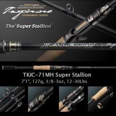 Evergreen Kaleido Inspirare TKIC-71MH 'The Super Stallion'