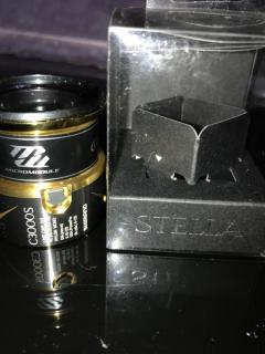 Stella 14 brand new c3000s spool
