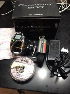 Forcemaster800 with Light Game BB Set