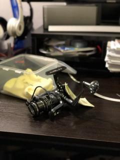 Tokushima fishing reel 3000
