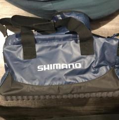 Shimano duffel bag