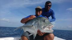Seagal SportsFisher in Maldives