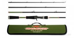 Rapala trailblazer 4 piece rod