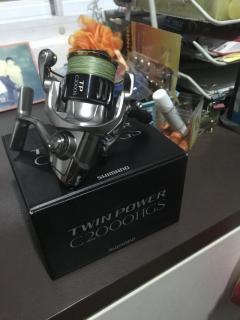 Shimano twinpower c2000s