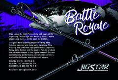 Powerful monster killer!  Jigstar Battle Royale