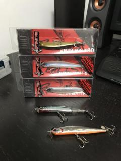 Duo spin bait 80