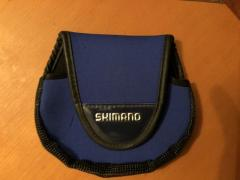 Shimano Reel Pouch 1000 - 3000 size ($12)