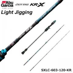New Abu Garcia Japan Salty Stage KR-X Light Jigging Rod BC