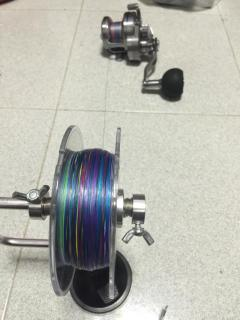 Fishing Line Winder