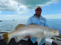 Fish Darwin - PHIL'S AFFORDABLE BARRA TOURS
