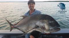 Fish Darwin - OFFSHORE BOATS - NT BOAT HIRE & FISHING CHARTERS