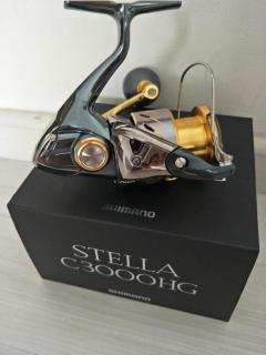Shimano Stella C3000HG