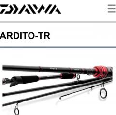 Daiwa Ardito 3 Piece Travel Rod