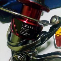 Shimano stradic c3000