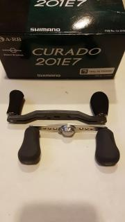 Shimano 110mm carbon handle