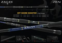 Zagan off shore casting rod