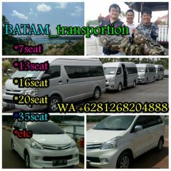 BATAM fishing and car service