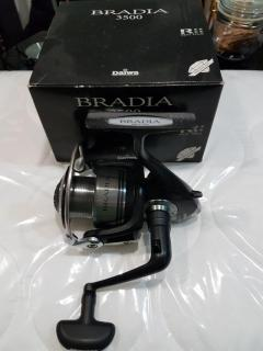 Bradia 3500 old model