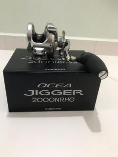 Shimano ocea jigger 2000NR HG