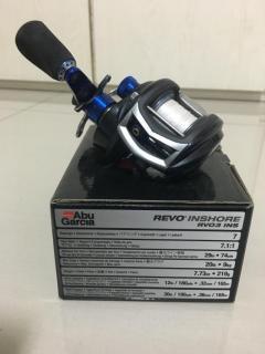 Abu Garcia Revo inshore RV03 ( negotiable)