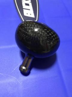 Carbon knob