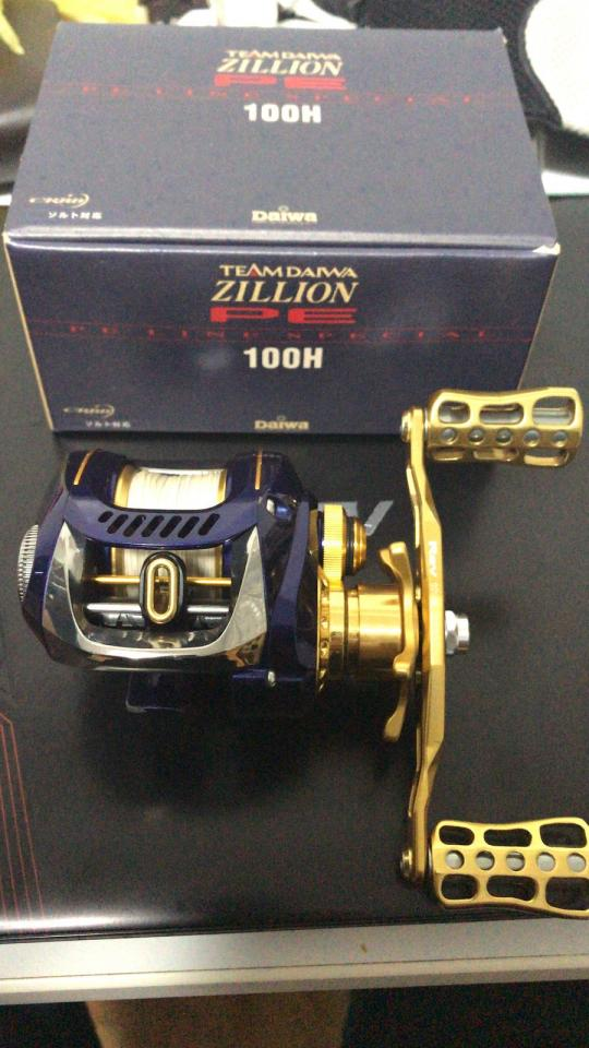 on Baitcasting Reels Daiwa Fishing Australia