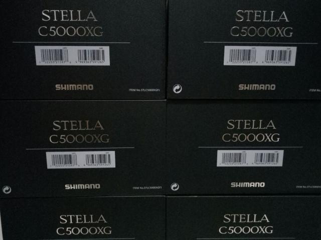 2018 Stella C5000XG - FishingKaki com Classifieds