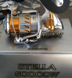 2008 Shimano Stella  SW5000