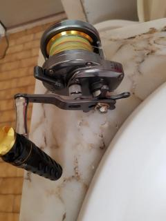 Shimano Ocea Jigger NR 2000P  (right hand)