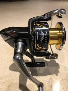 WTS: 2013 Stella 6000HG