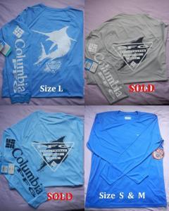 CLEARANCE Price  Columbia  Long sleeve shirts
