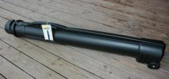 Plano jumbo airliner rod tube