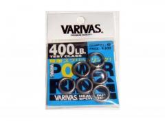 VARIVAS SHOCK LEADER / FLUROCARBON / SPILT RING