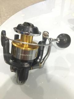 Shimano twinpower SW8000HG