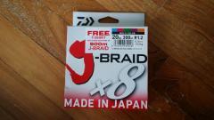 Daiwa J-braid